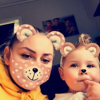 Barnevakt i Sandnes: Izabela