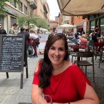 Babysitter a Rimini: Abigail