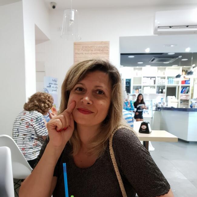 Educatore a Palermo: Tiziana