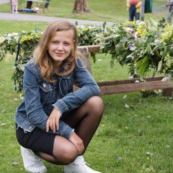 Babysitter Lund: Thea