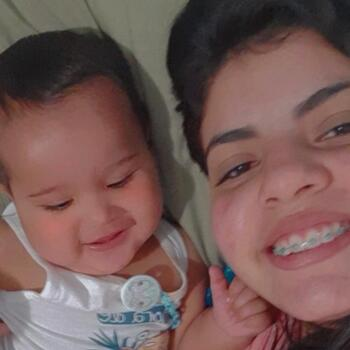 Babysitter in Guarulhos: Evellyn