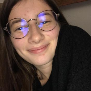 Baby-sitter Jambes: Mélanie