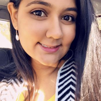 Babysitter Newcastle: Vaishnavi