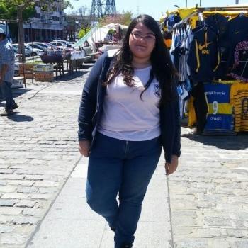 Niñera Lanús: Luciana