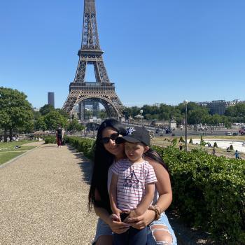 Baby-sitting Paris: job de garde d'enfants Elisa