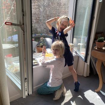 Babysitadres in Brussel (Sint-Jans-Molenbeek): babysitadres Laure