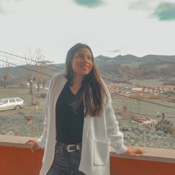 Canguro en Bilbao: Oriana