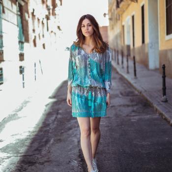 Canguro Móstoles: Natalia