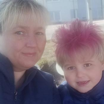 Babysitting job in Trollhättan: babysitting job Cecilia