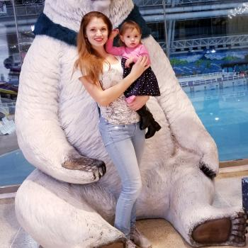 Babysitter St. Albert: Anastasiya