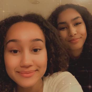 Babysitter Hellerup: Isabella og Amal