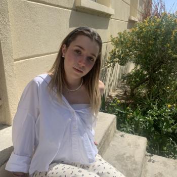 Baby-sitter in Nice: Fanny