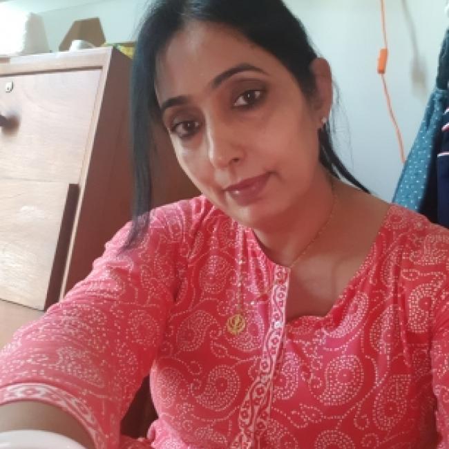 Babysitter in Singapore: Sukhraj