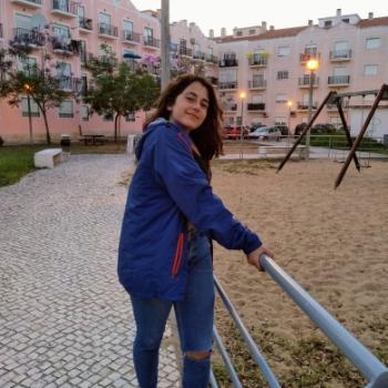 Babysitter Palmela: Mariana