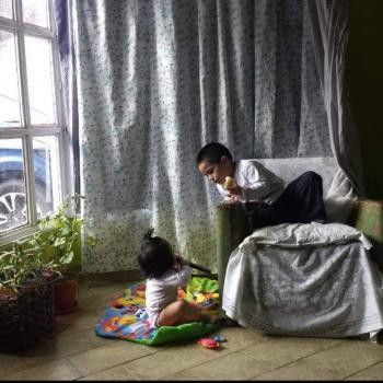 Niñera en Las Grutas: trabajo de niñera Ricardo