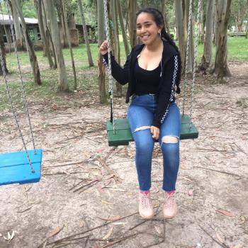 Niñera Maldonado: Evelyn mariana