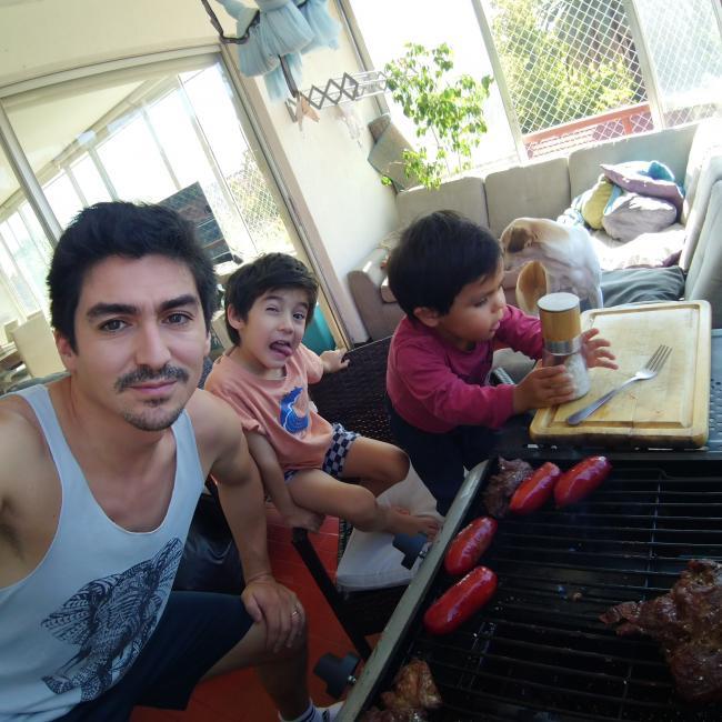 Babysitting job in Providencia: Eduardo