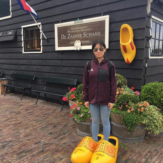 Barnvaktsjobb i Göteborg: Winona