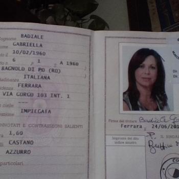 Nanny in Ferrara: Gabriella