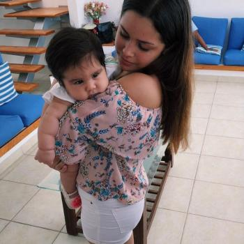 Niñera en San Isidro: Camila