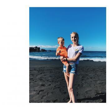 Babysitter in Kells: Polina