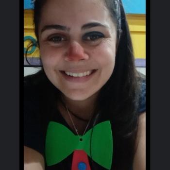 Babysitter in Pelotas: Kaísa