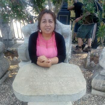 Canguro en Málaga: Paola Rios Salazar