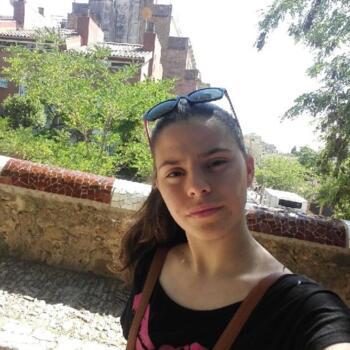 Canguro en Madrid: Lydia
