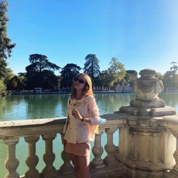 Nannies in Madrid: Alicia