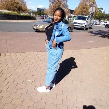 Babysitter in Soweto: Ntlhari