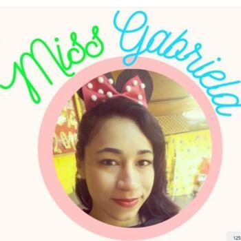 Babysitter in Independencia: Gabriela