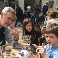 Ouder Brussel: babysitadres Orla