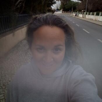 Babysitter in Oeiras: Maria