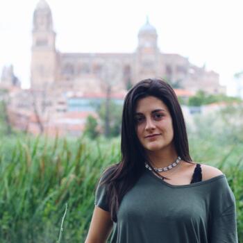 Canguro Salamanca: Andrea