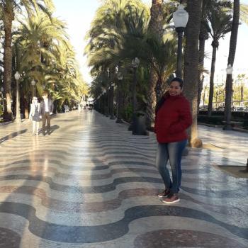 Nanny Alicante: Jeniffer