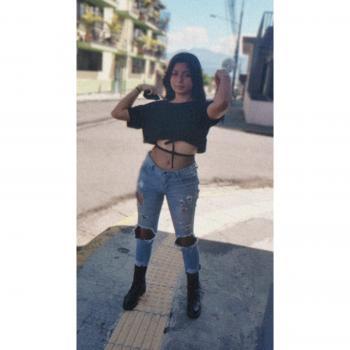 Niñera en Guácima: Jael