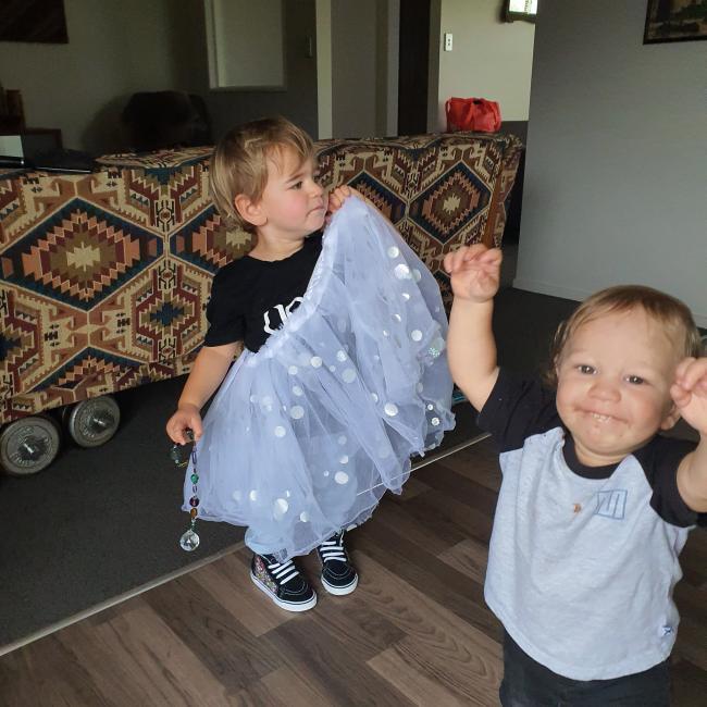 Babysitting job in Edgecumbe: Katie-jean