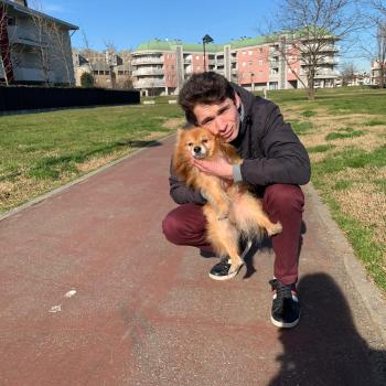 Babysitter a Milano: Vadim Ritter