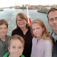 Familie Post-Myles