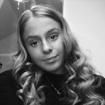 Barnevakter i Glesvær: Madeleine