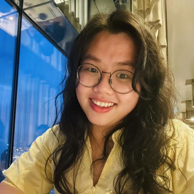 Babysitter in Singapore: Li Ying