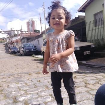 Emprego de babá em Mogi das Cruzes: emprego de babá Geovana