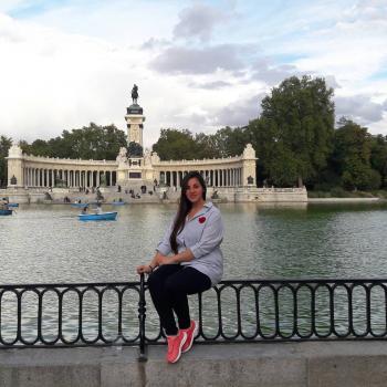 Canguro en Valencia: Sandra