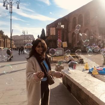 Babysitter Manchester: Letizia