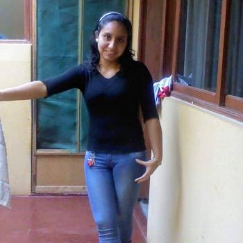Babysitting job in Chimbote: babysitting job Gabriela