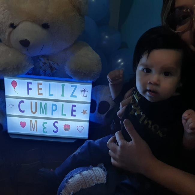 Babysitting job in Ate: Luis