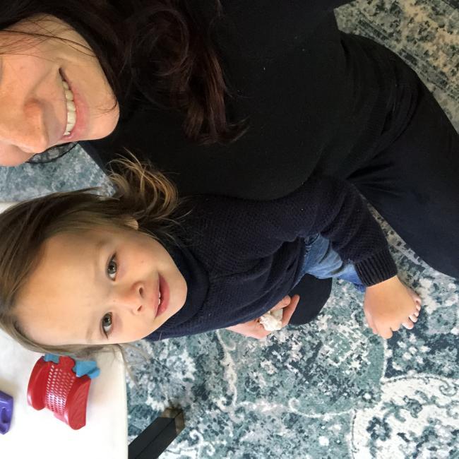 Job de garde d'enfants à Levallois-Perret: Audrey