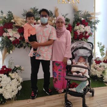 Kerja pengasuh di Kuala Lumpur: kerja pengasuh Nur Qalilah