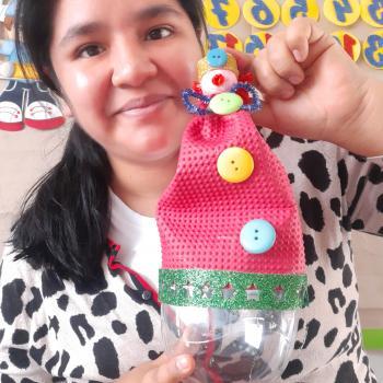 Babysitter in Pachacamac: Arantxa