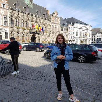 Baby-sitter in Paris: Aliénor
